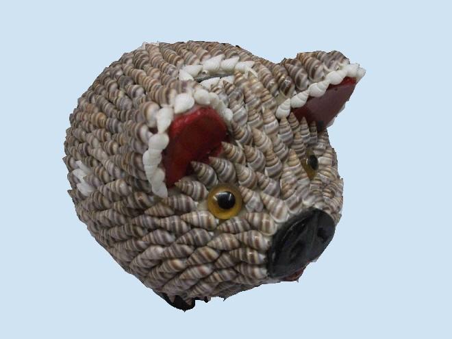 贝壳工艺品-猪-海产品-南澳海产品产品分类